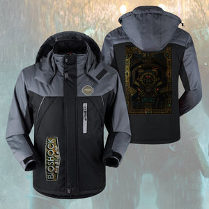 Waterproof Windbreaker Jacket Windproof Rain Jacket WIJ-0010
