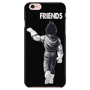 BEST FRIEND - VEGETA - movie cartoon anime hoodie - Planet Vegeta