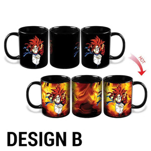 DBZ Heat Reactive Mug - Dragon Ball - Planet Vegeta