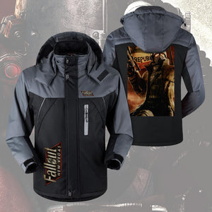 Waterproof Windbreaker Jacket Windproof Rain Jacket WIJ-0007