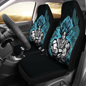 2pcs Vegito Car Seat Covers