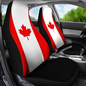 2pcs CA Car Seat Cover
