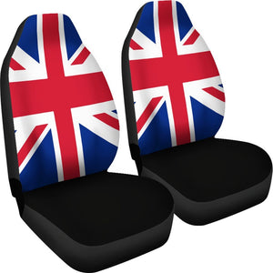 2pcs UK Car Seat Covers