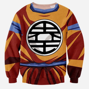 Dragon Ball long sleeve - Dragon Ball - Planet Vegeta
