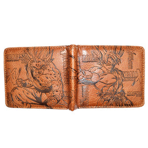 High Quality DBZ Wallets