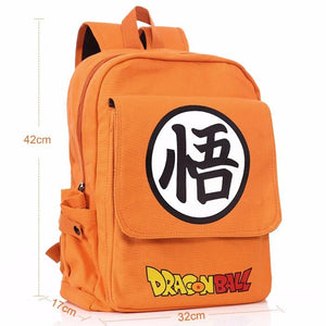 7 Dragon Ball Zongzi backpack