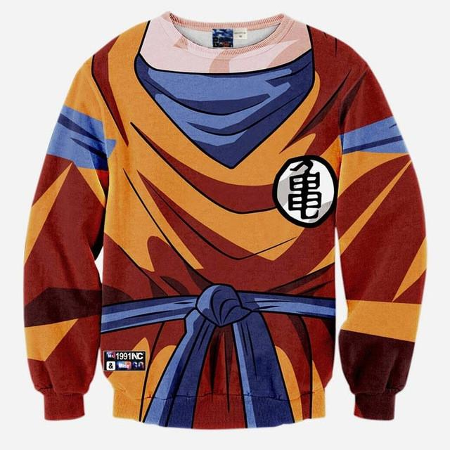 Dragon Ball long sleeve