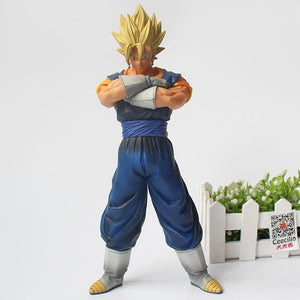26CM Dragon Ball Z The Vegetto Figure - movie cartoon anime hoodie - Planet Vegeta
