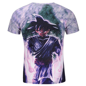 3d T-shirt v4 (ASIAN Size) - movie cartoon anime hoodie - Planet Vegeta