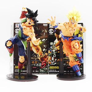 God Super Saiyan Son Goku Bardock Figure Toy - movie cartoon anime hoodie - Planet Vegeta