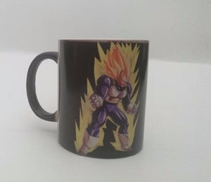Dragon Ball Songoku Vegeta Mug - movie cartoon anime hoodie - Planet Vegeta