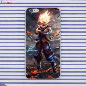 Dragon ball Z iPhone Case v1