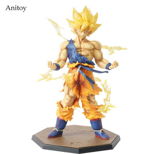Dragon Ball Z KameHameHa Trunks vegeta buu Gotenks PVC Action Figure
