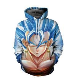 3D Hoodie sweatshirts Naruto Boys Hoodies (ASIAN Size)