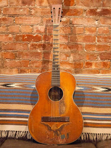 The restoration of two classic Stella guitars by Tom Crandall