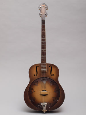 1928 National Triolian Tenor Wood Body