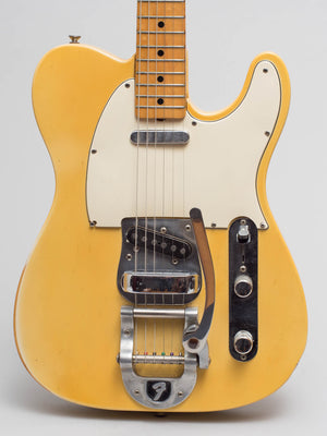 1969 Fender Telecaster Factory Bigsby