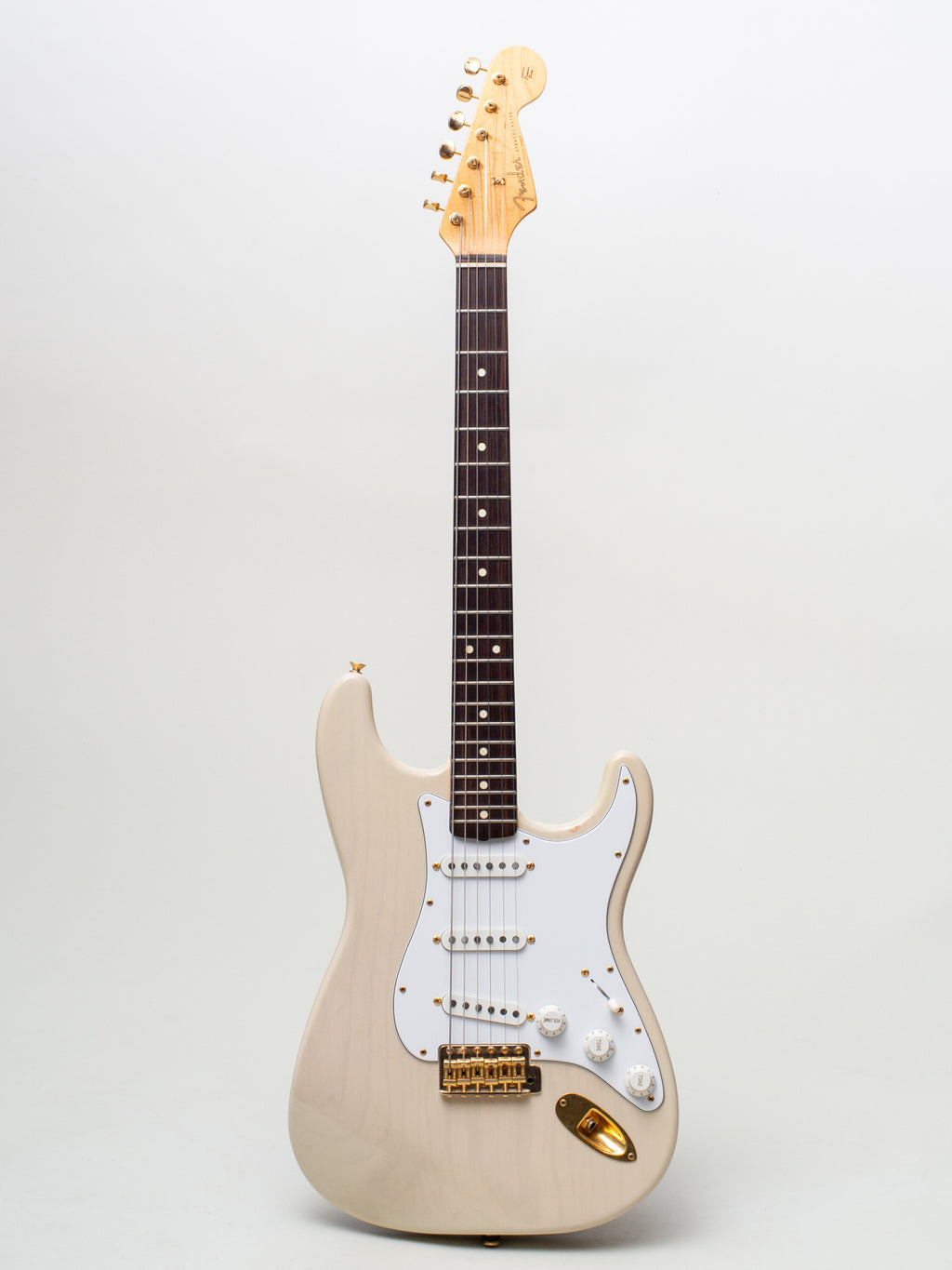 1990 Fender Stratocaster 1957 Mary Kaye RI Stage used and signed by SRV