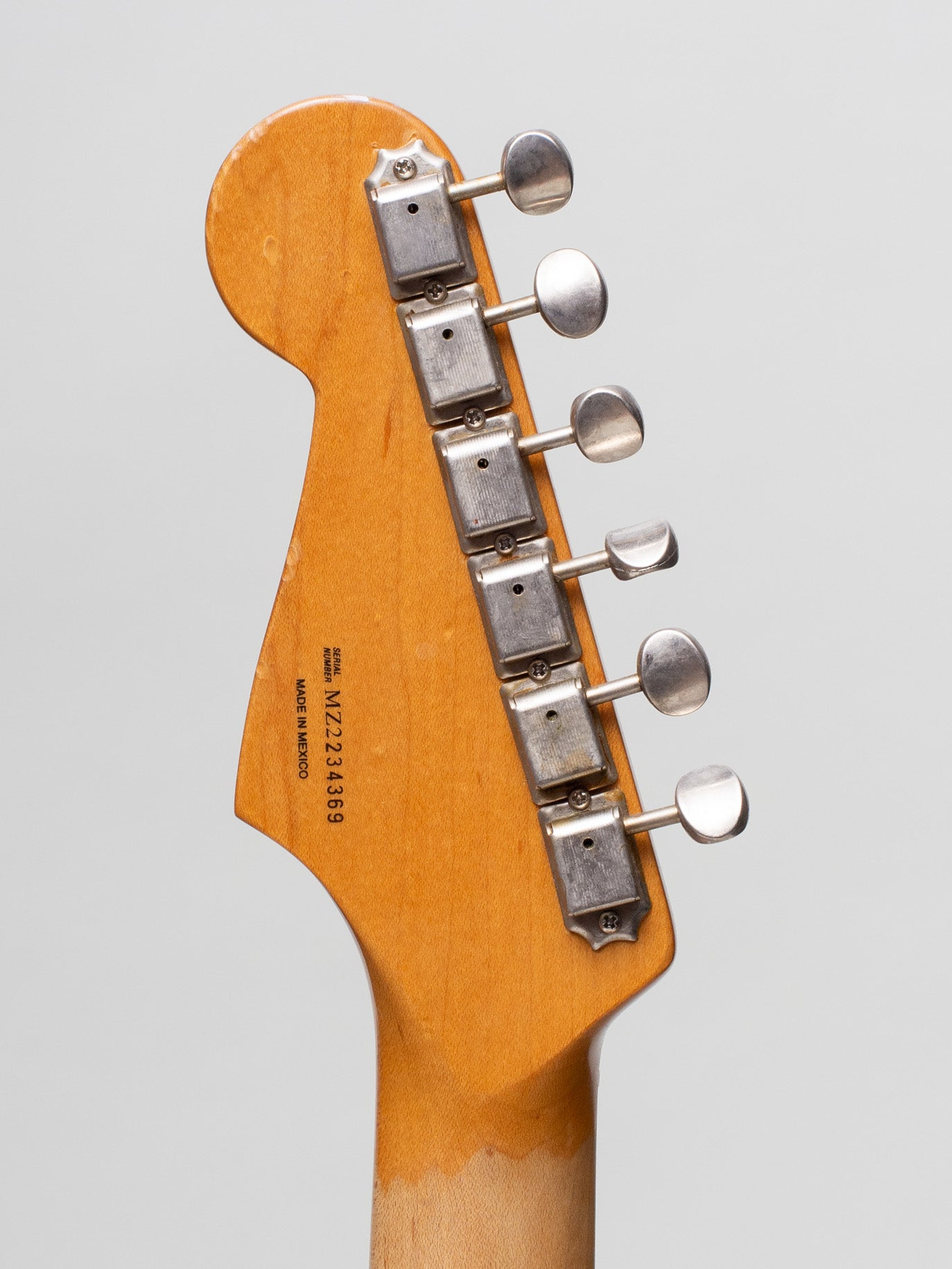 Fender 1957 Reissue Parts Guitar