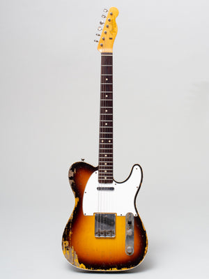 2013 Fender Custom Shop 1960 Custom Telecaster Heavy Relic