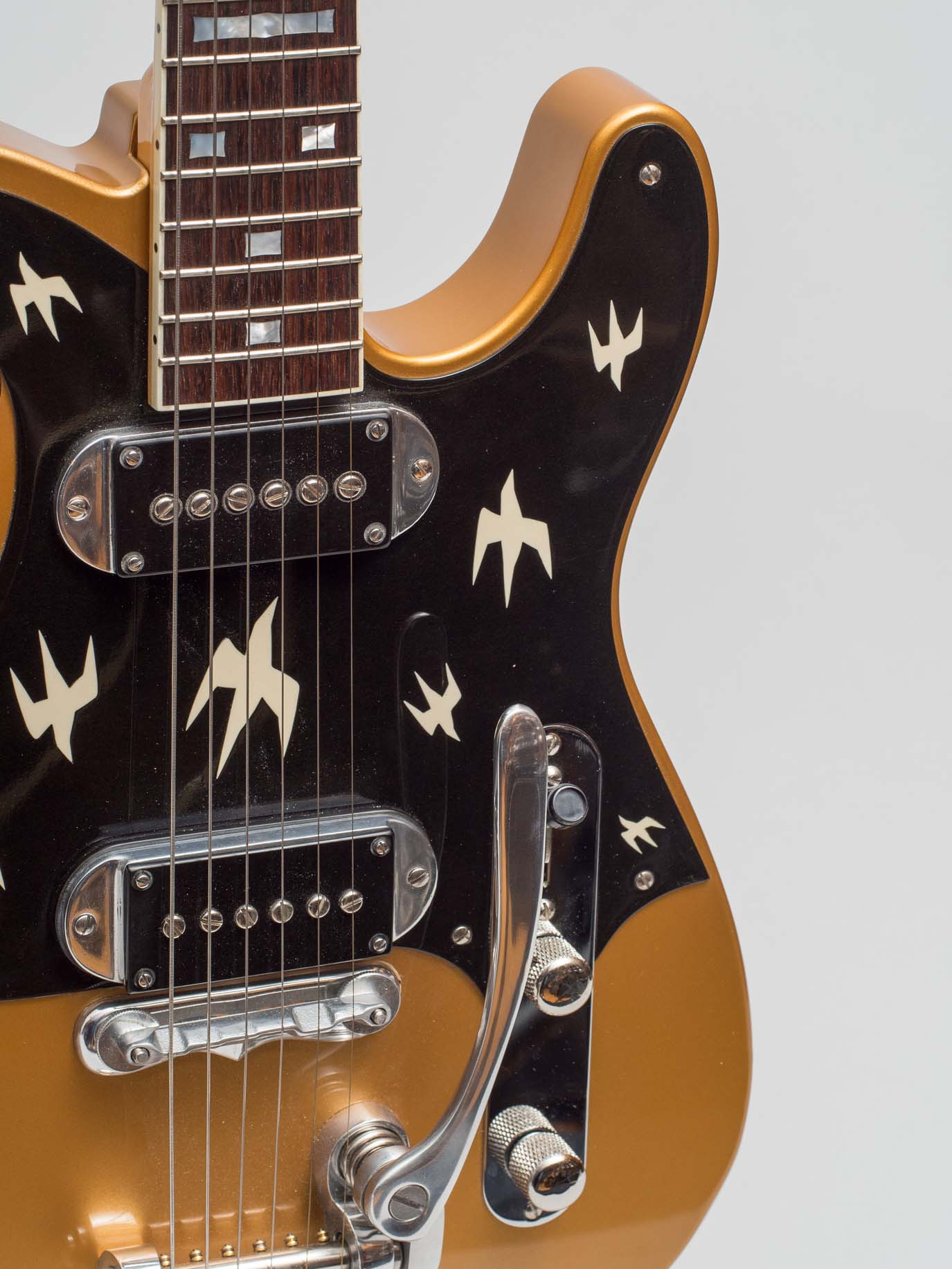 2015 TK Smith Custom Telecaster