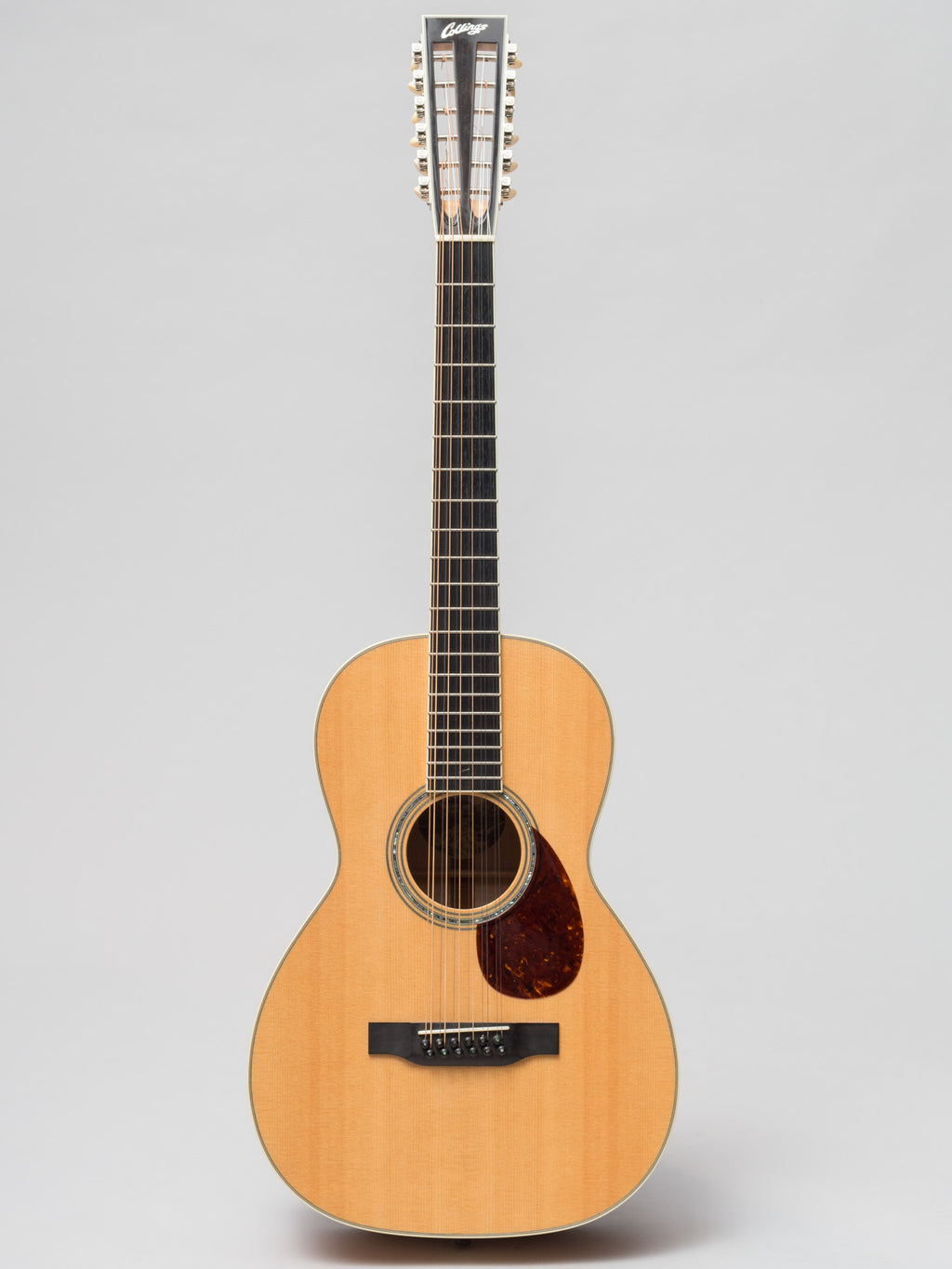 Used Collings 03 Maple 12-String SN 28624