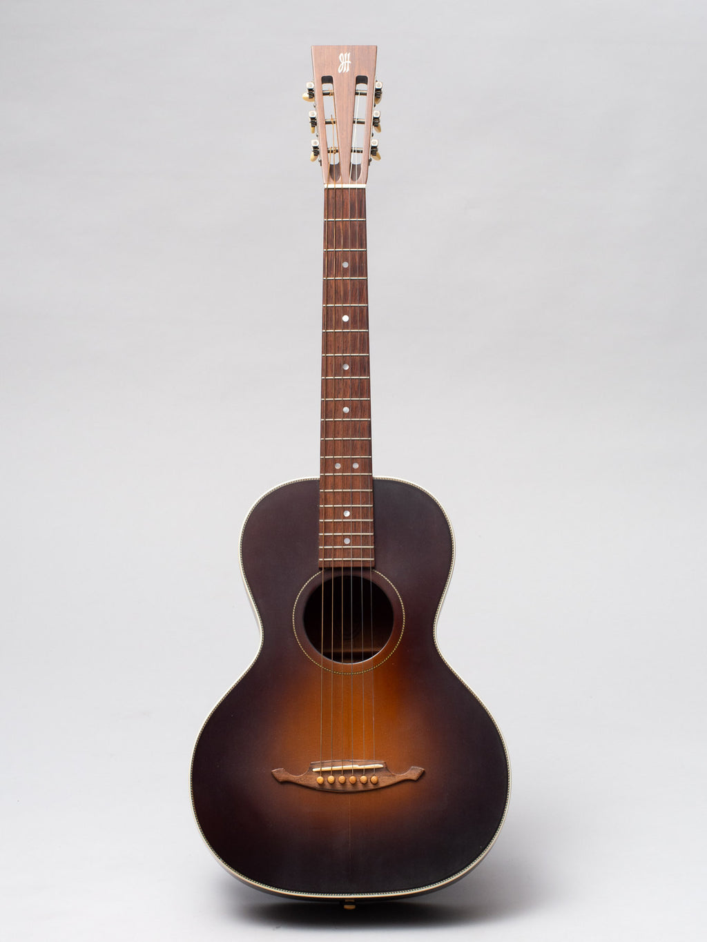 John How Parlor Guitar