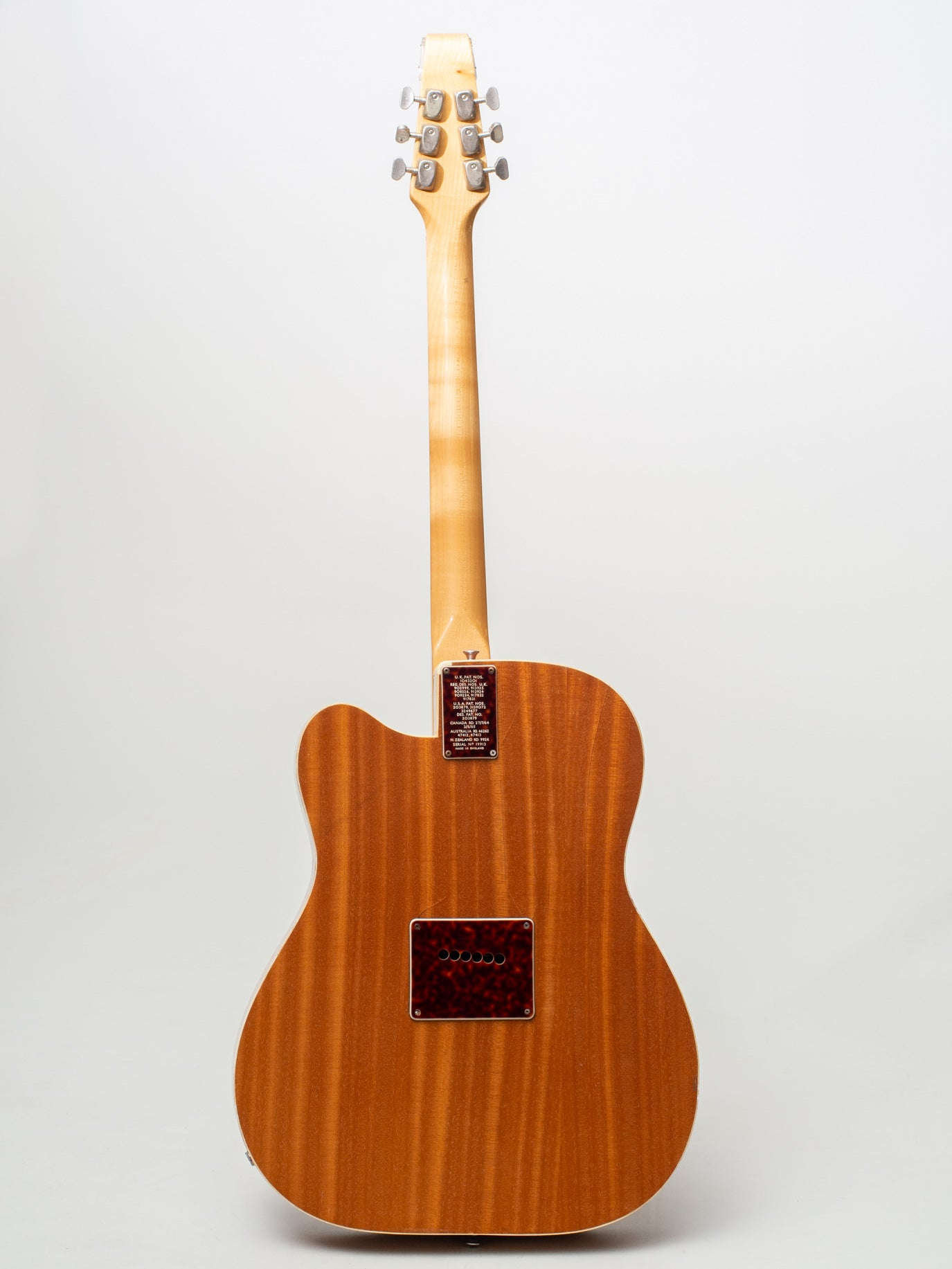 1965 Baldwin Virginian