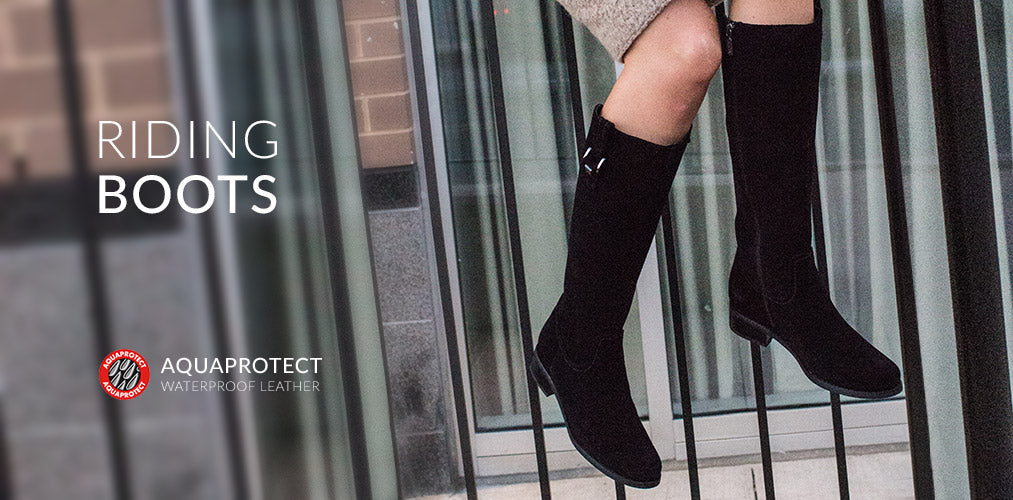 a6f37509a70 Women s Riding Boots – Waterproof Riding Boots