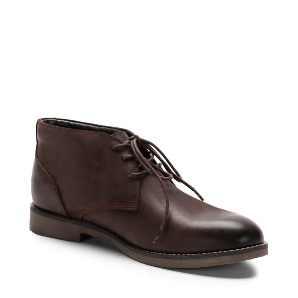 BROWN NUBUCK