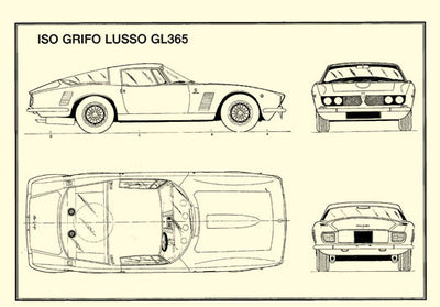 ISO Grifo Lusso GL365