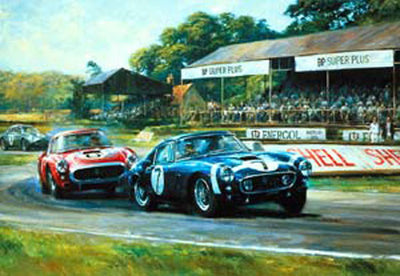 Goodwood Victory - Limited Edition