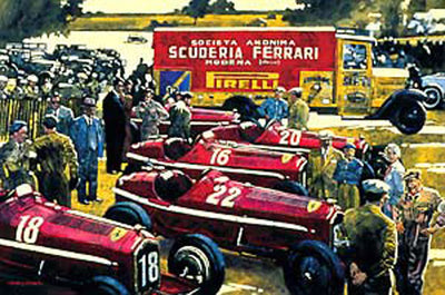Scuderia Ferrari - Limited Edition