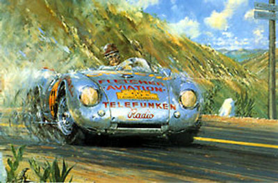 Carrera Porsche - Signed