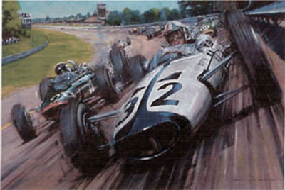 Grand Prix - A Tribute - Signed