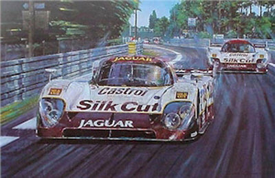 Le Mans 1990 - Limited Edition/Signed