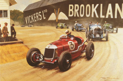 Brooklands 1931 - Limited Edition