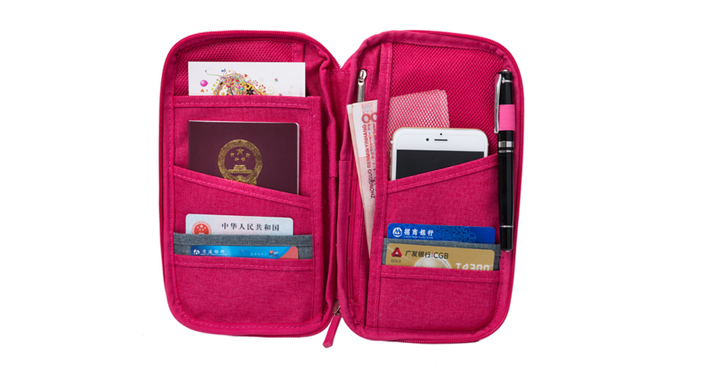 Large Waterproof Passport Holder
