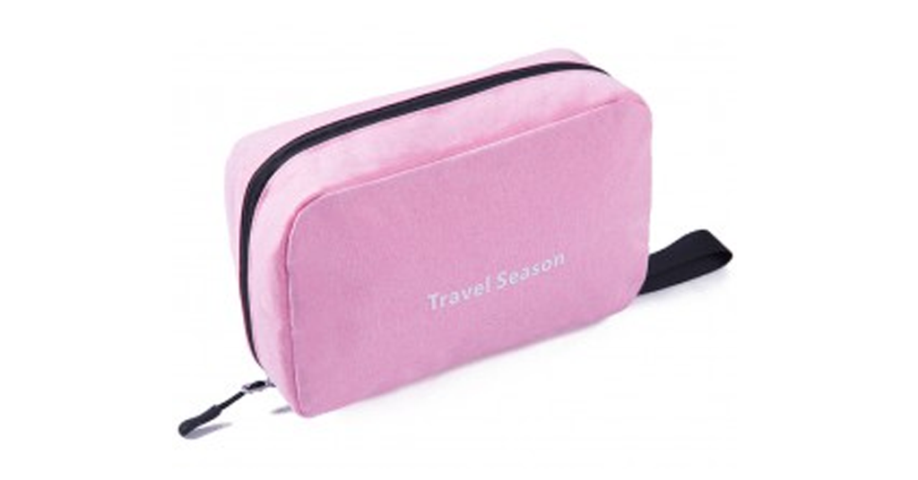 Hanging Cosmetic Organizer Travel Bag