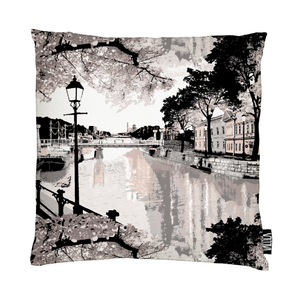 Aurajoki Cushion Cover 43x43 cm