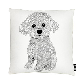 Doggies Cushion Cover 43x43 cm