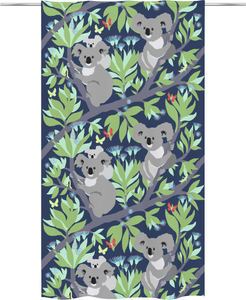 Koala Black Out Curtain 140x250 cm
