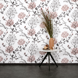 5327-1 Melissa wallpaper latte