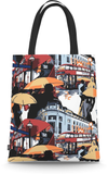 City Tote Bag London 36x42 cm