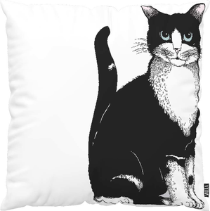 Kitties Cushion Cover 43x43 cm
