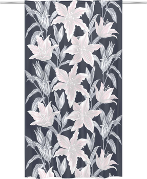 Lily Black Out Curtain 140x250 cm