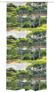 Scotland Curtain 140x250 cm