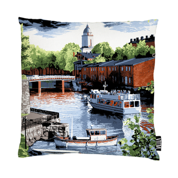 Suomenlinna Cushion Cover 43x43 cm