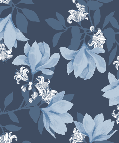 5365-1 Magnolia wallpaper