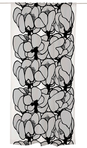 Makeba Black Out Curtain 140x2